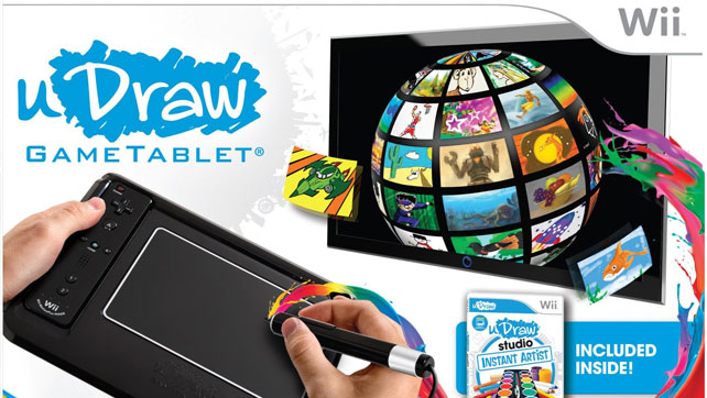 A doodling tablet coming to the Wii