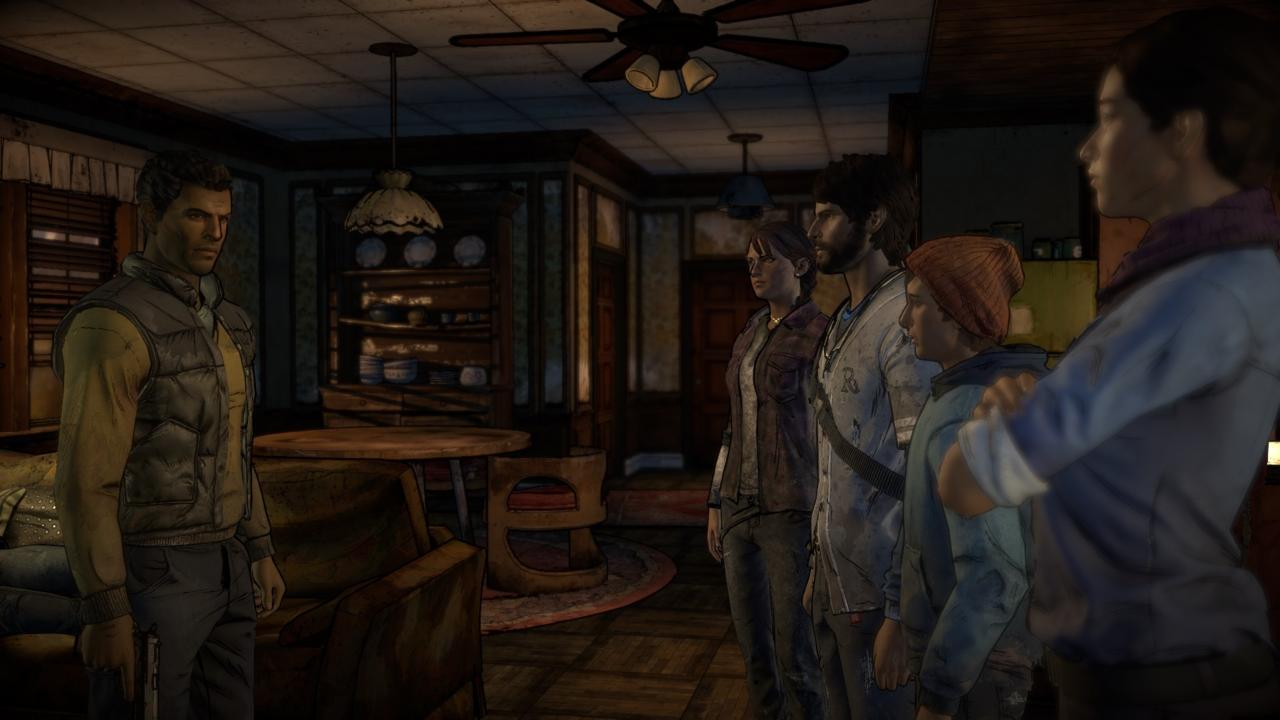 The Walking Dead: A New Frontier – Episode Five: Under the Gallows Review